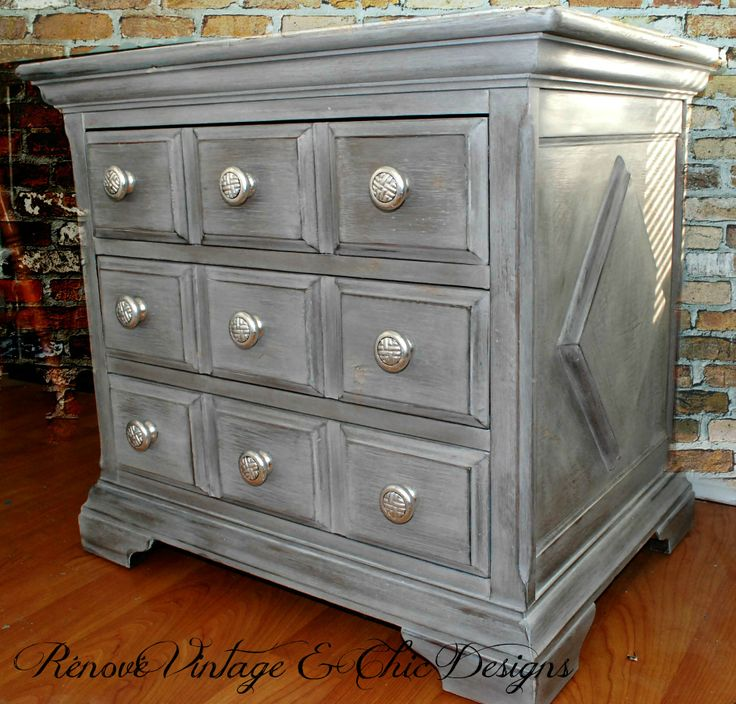 Home Decor Chalk Paint And Wax Trend Home Design And Decor