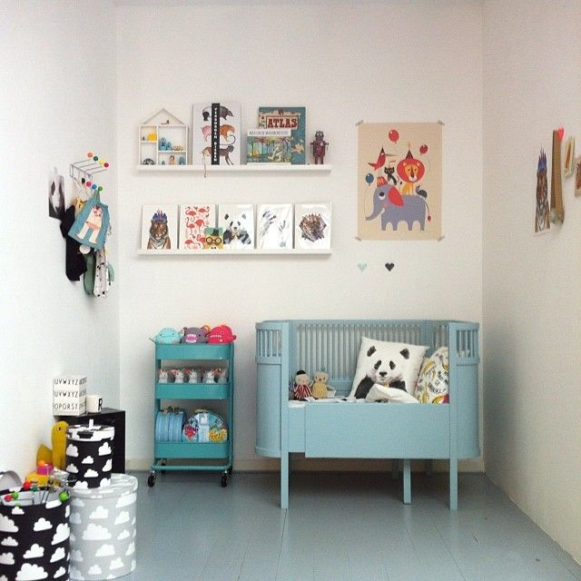 Big Belg, Amsterdam-based children store. de Costa del Bol. Ferdinand Bolstraat Most beautiful children's bed ever! Kili bed from Danish brand Sebra