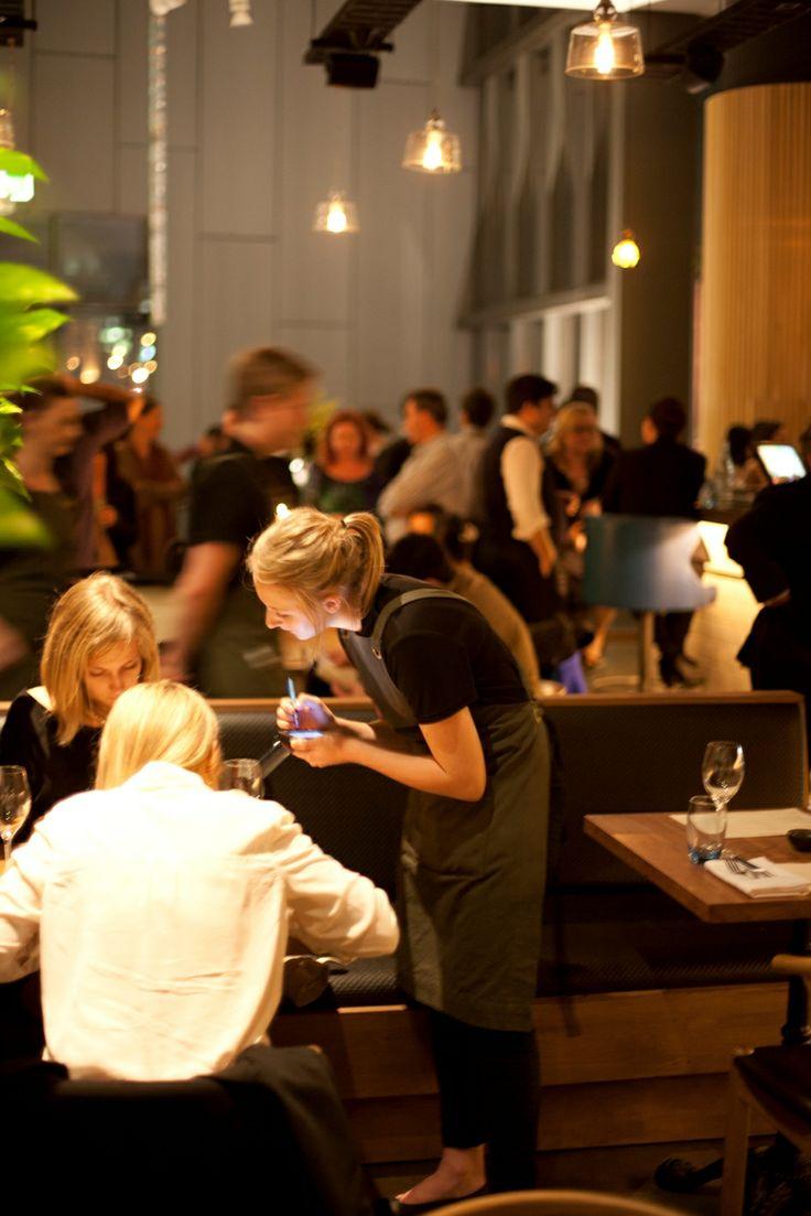 PUBLIC. Restaurant & Bar