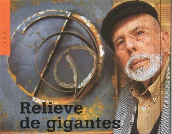 eduardo ramirez villamizar  - escultor colombiano