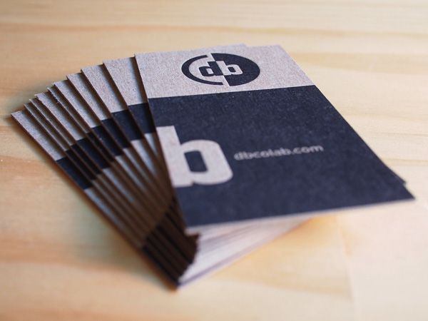 50 best letterpress business cards images on pinterest embossed db collaborative biz cards printed parklife press designed by hellojuice thats letterpress business reheart Choice Image