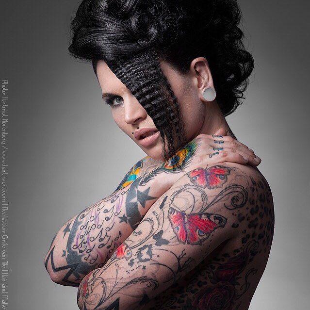 Model: Carlin MimiCri Realisation: Emile Van Tile Hair & Make-Up: Paul Mitchell Team  #photographer#hartworx#inkedgirl #instatattoo #skateboarder #tattooedgirls #tattoogirl #inklife #tattoolife #inkedup #instatattoo#tatuaje #tatuagem #tatuaggio #tattuaggi #tattoogirl #sleevetattoo #inkedbabes #inkspiration #tattooedwomen #tattooedchicks #inkedchicks #tattogirl #realtor #instaink #instatattoo #inkedup #inkedbeauty by hartworx