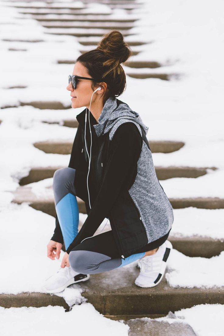 New workout pieces for winter weather