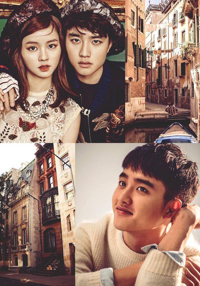 #KyungSoo #DO #EXO #Aesthetic #Random