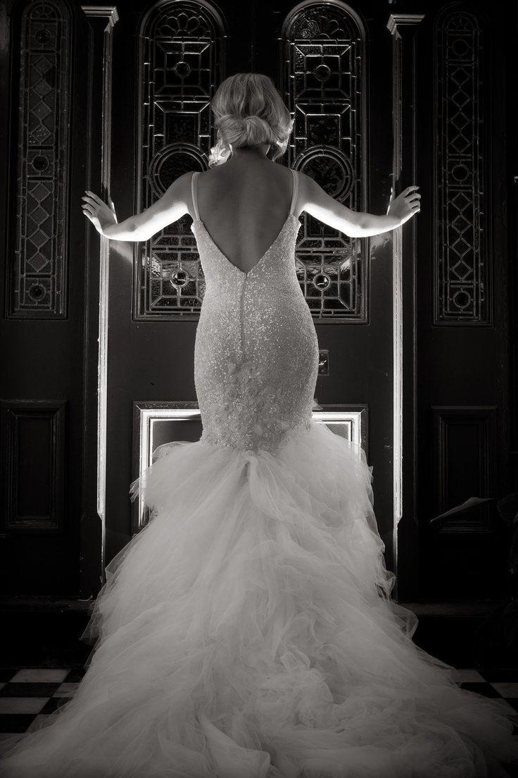 1920's wedding theme… the dress...