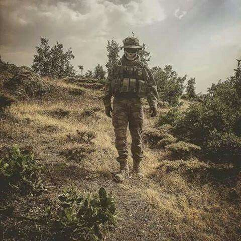 Turkey Mountain Commando ▶◀