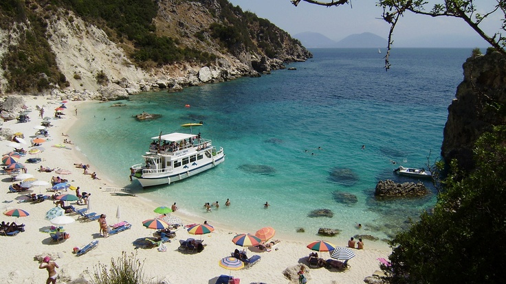 Natural Lefkada Island
