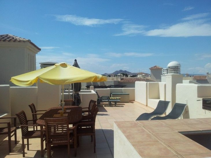 Roof Terrace Apartment 2 - pictures, photos, images