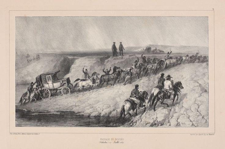 Trecerea Buzăului 1839