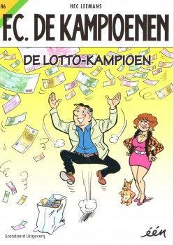 FC De Kampioenen - 86 - De lotto-kampioen