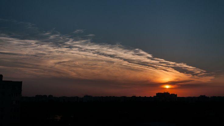 Alien sun by Fabi Nuka on 500px