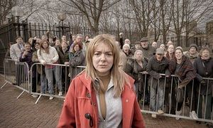 Extraordinary humanness ... Sheridan Smith as Julie Bushby in The Moorside.