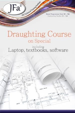 Draughting Course on Special! Enrol before 8 January 2015 and get 10% off! Includes Laptop, textbooks and software... Claim Now!