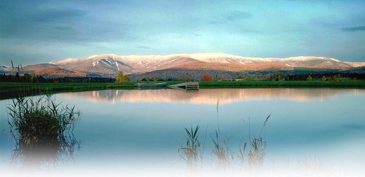 Com aproximadamente 75 por cento do território coberto por florestas e mais de 200 montanhas, os visitantes podem encontrar de tudo, desde pousadas tranquilas e isoladas até atividades energizantes. Dê um mergulho em um dos 800 lagos e lagoas de Vermont, incluindo o Lago Champlain, o sexto maior lago de água doce dos Estados Unidos. Caminhe ao longo de mais de 11.265 quilômetros de trilhas, incluindo a longa trilha das Green Mountains, a mais antiga e longa trilha do país.