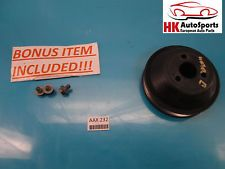 96 97 MERCEDES BENZ C280 E320 W210 ENGINE MOTOR POWER STEERING FLUID PUMP PULLEY
