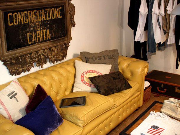 Oltre 25 fantastiche idee su Divano giallo su Pinterest ...