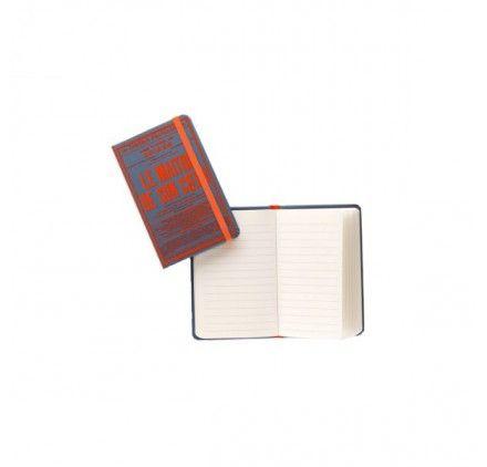 Carnet de notes - Le Maître de son Cœur - Collection Affiches