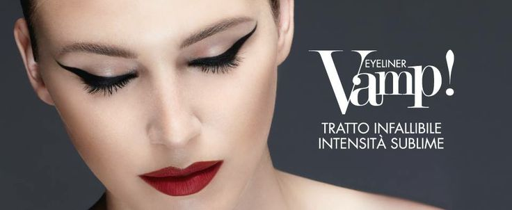 Nuovi #eyeliner Pupa Vamp!  @Pushpanjali Bandodkar Sethi MILANO    #makeup #newcollection #vamp #pupa http://www.tentazionemakeup.it/2013/11/pupa-3-nuovi-eyeliner-vamp/