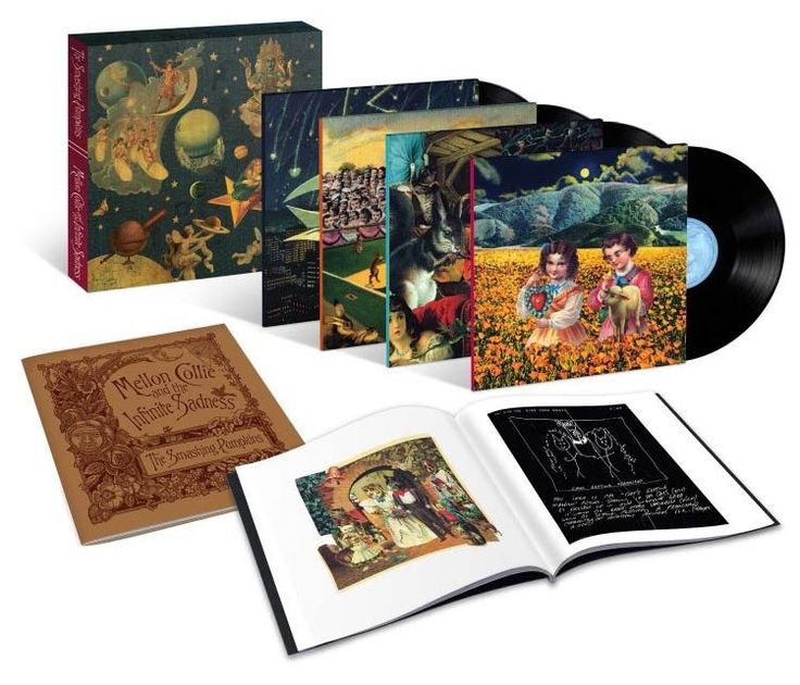 Mellon Collie and the Infinite Sadness reissue