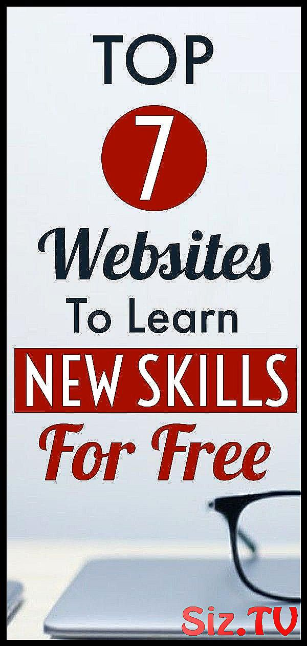 New Skills To Learn    7 Free Best Websites To Lea #amazing #blogging #business …