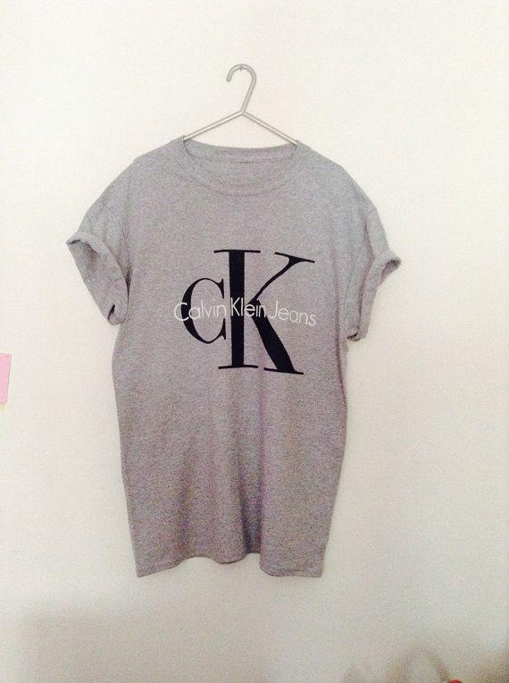 Klassische alte Skool Calvin Klein Jeans von ILOVEPARADISEGARAGE