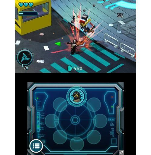 lego ninjago nindroids 3ds | Lego NinjaGo NinDroids 3DS sur Nintendo 3DS - Jeux vidéo - Fnac.com