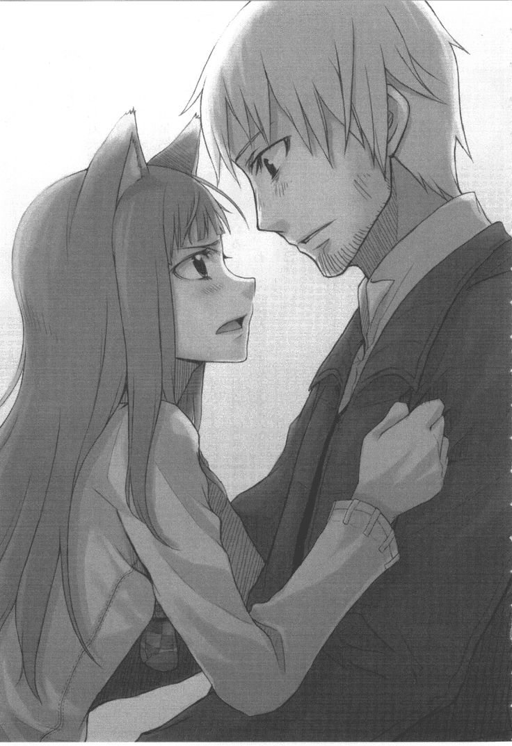 horo x lawrence