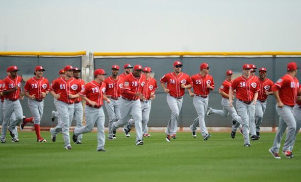 Cincinnati Reds: The latest out of spring training (Week 1)