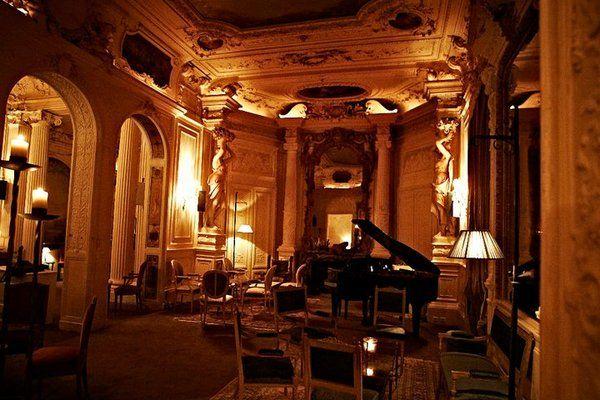 Le CARMEN/ Best decor for a night out in Paris