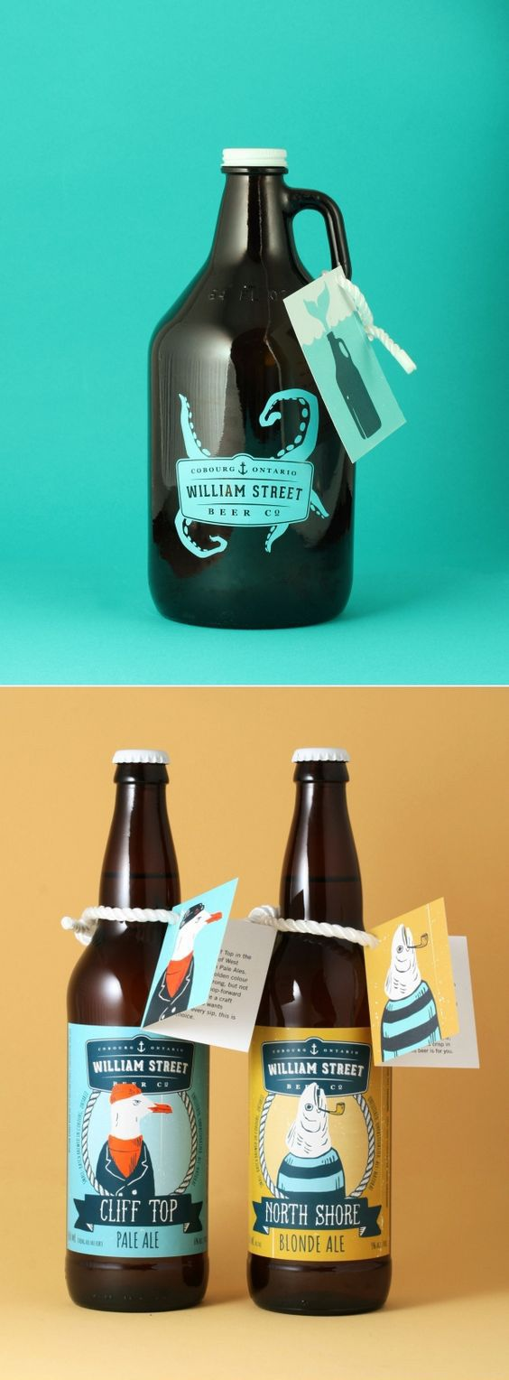 Custom printed beer growlers and bottles - printable with LogoJET UVx60 or UVXL10 printers. Rotary printing capability. www.logojet.com