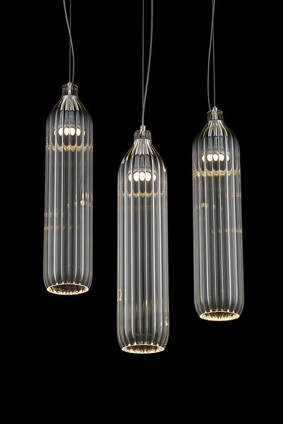 Flute Pendant Ceiling Light | Contemporary Lighting Products