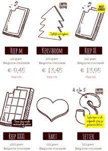 zelf chocola samenstellen cadeau. horloge armband setjes cadeau geven aan vriendin? Lees onze blog vol 25x inspiratie en originele ideeën voor cadeaus aan je vriendin.