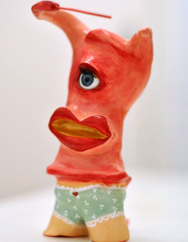 Design Toy made by Blanka Ayo!