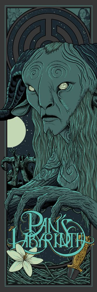 Pan's Labyrinth - Jared Wright ----