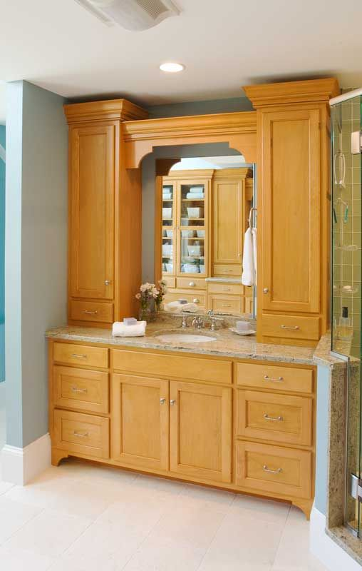 Best 20 Custom Bathroom Cabinets Ideas On Pinterest