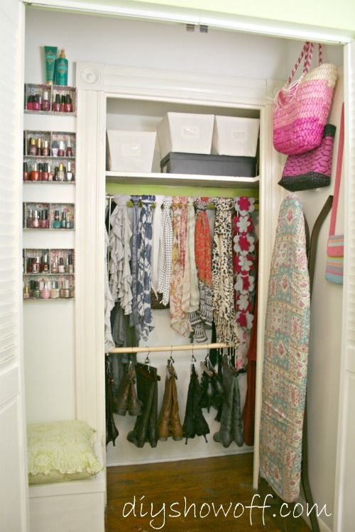 Closet Re Organization · Dressing Room ...