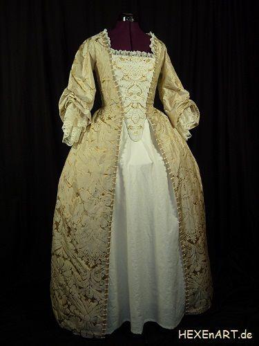 Costume POTC / Kostüm aus Fluch der Karibik, Elizabeth Swann