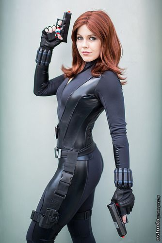 Black Widow #Wondercon2014