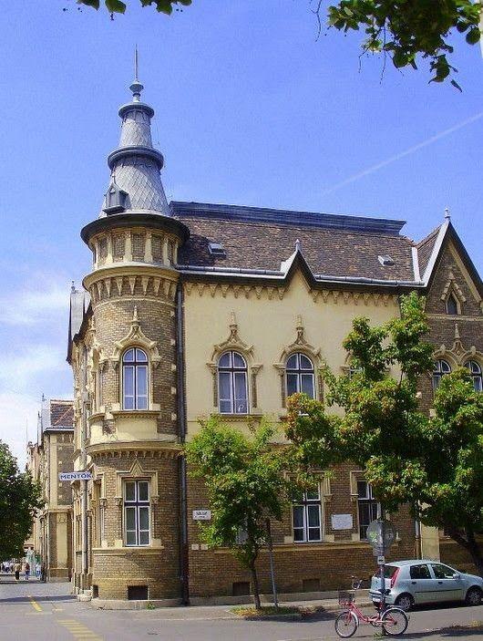 Szeged   Mentőállomás