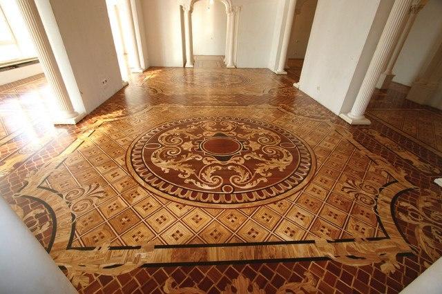 "Incredible ""faux"" floor!"