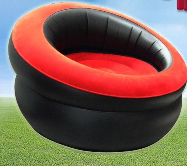Portable Inflatable  Sofa / Air sofa Indoor Outdoor camping beach summer