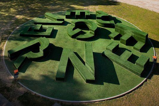 25 inspiring examples of landscape design - http://www.creativebloq.com/inspiration/landscape-designs-11121231#  #art #architecture #horticulture