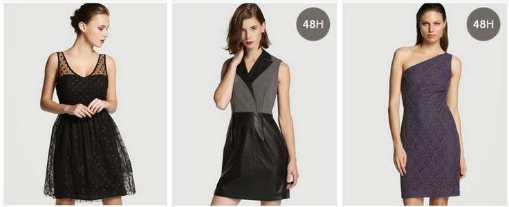 3 Vestidos de Moda / El Corte Ingles Black Friday 2014