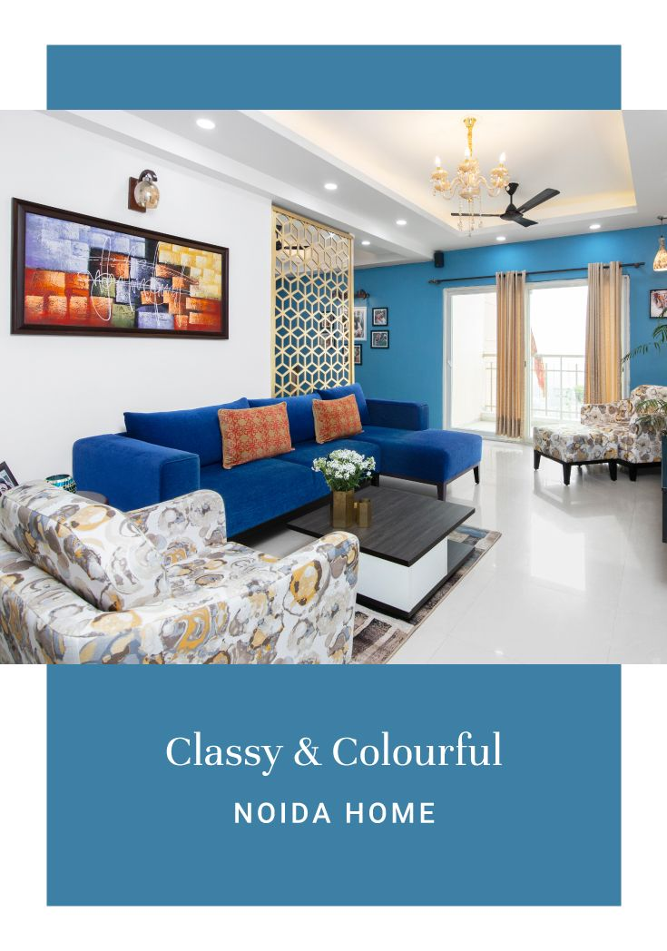 3bhk With Zesty Vibes Mix Of Styles Contemporary Interior