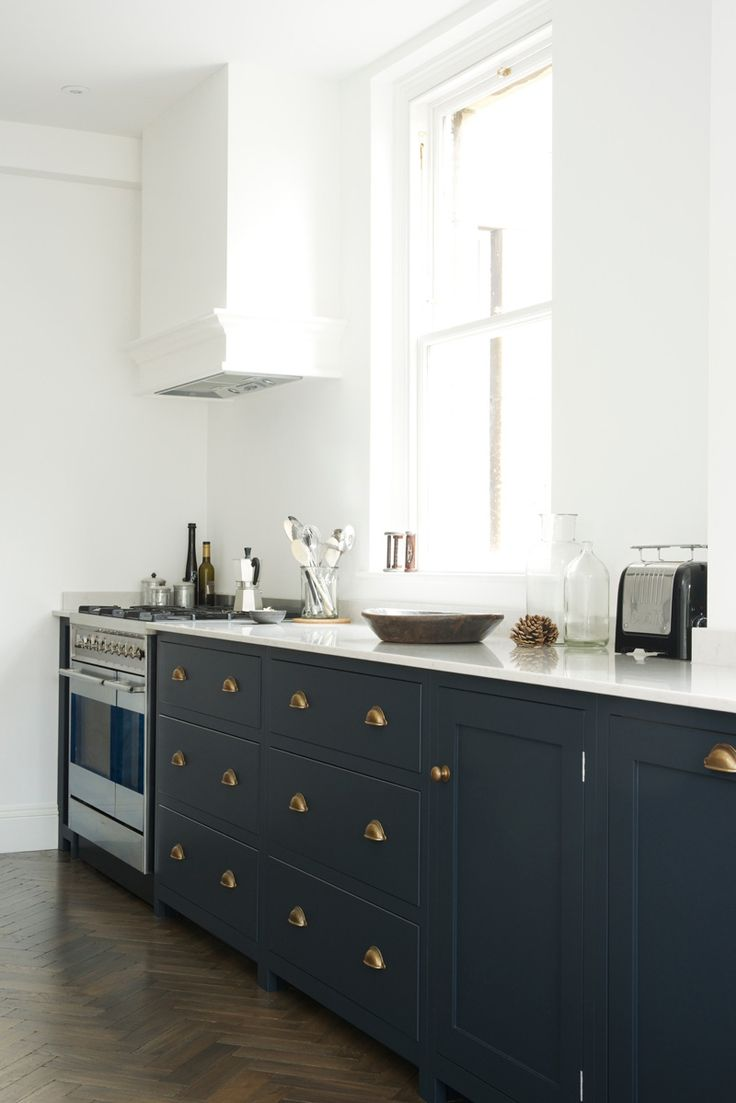 When I saw some photographs from this kitchen installation, I just knew I had to pay the owners a visit. I have a particular...