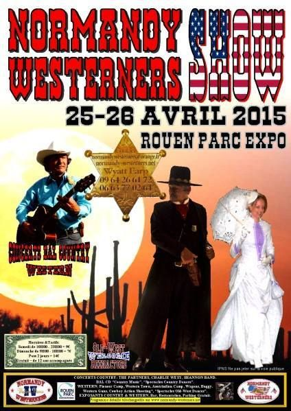20150425 Normandy Westerners Show