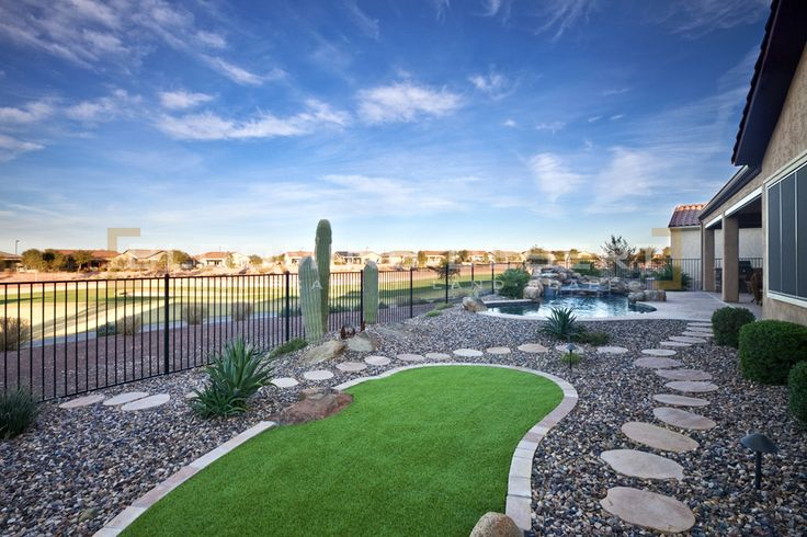 arizona landscape designs | Arizona Pool And Landscape