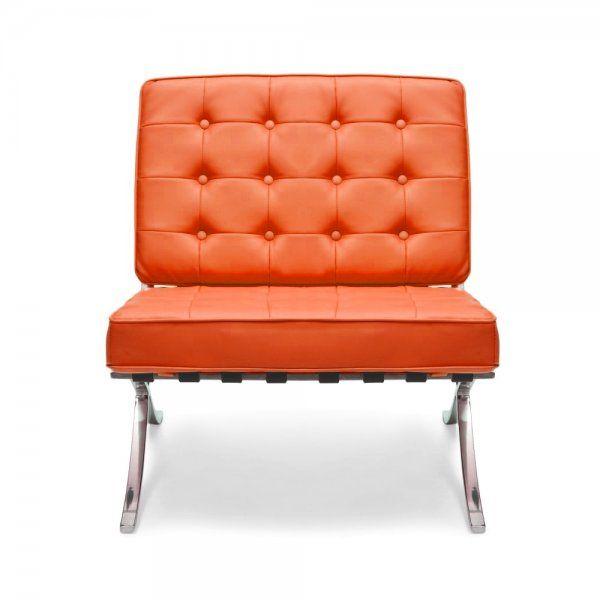 Style Orange Barcelona Chair   Cult UK