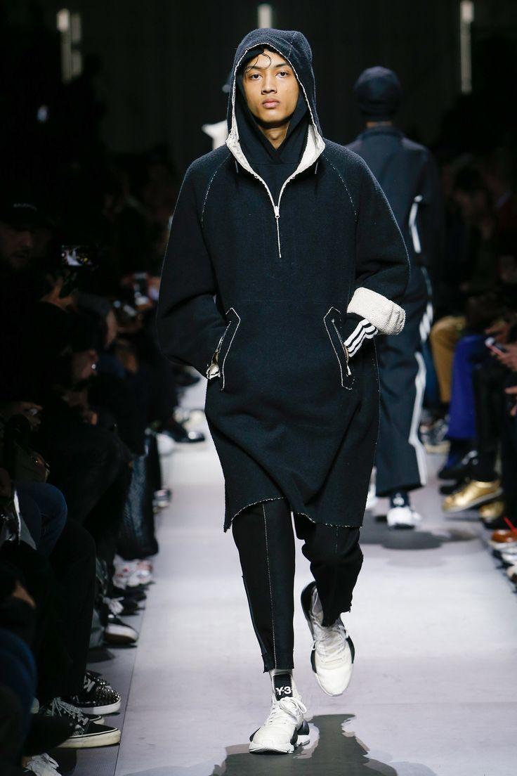 Y-3 Fall 2018 Menswear Collection - Vogue