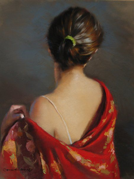 Fine Art and You: German Aracil | Spanish Figurative Artist | 1965